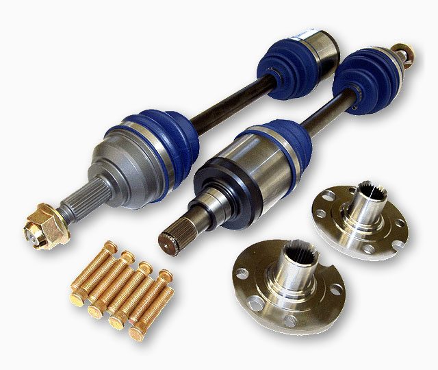 Driveshaft Shop High Performance Axles For 02 01 00 99 98