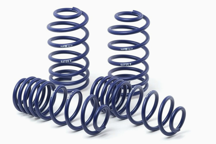 HR Lowering Springs For Acura TSX - Acura tsx lowering springs