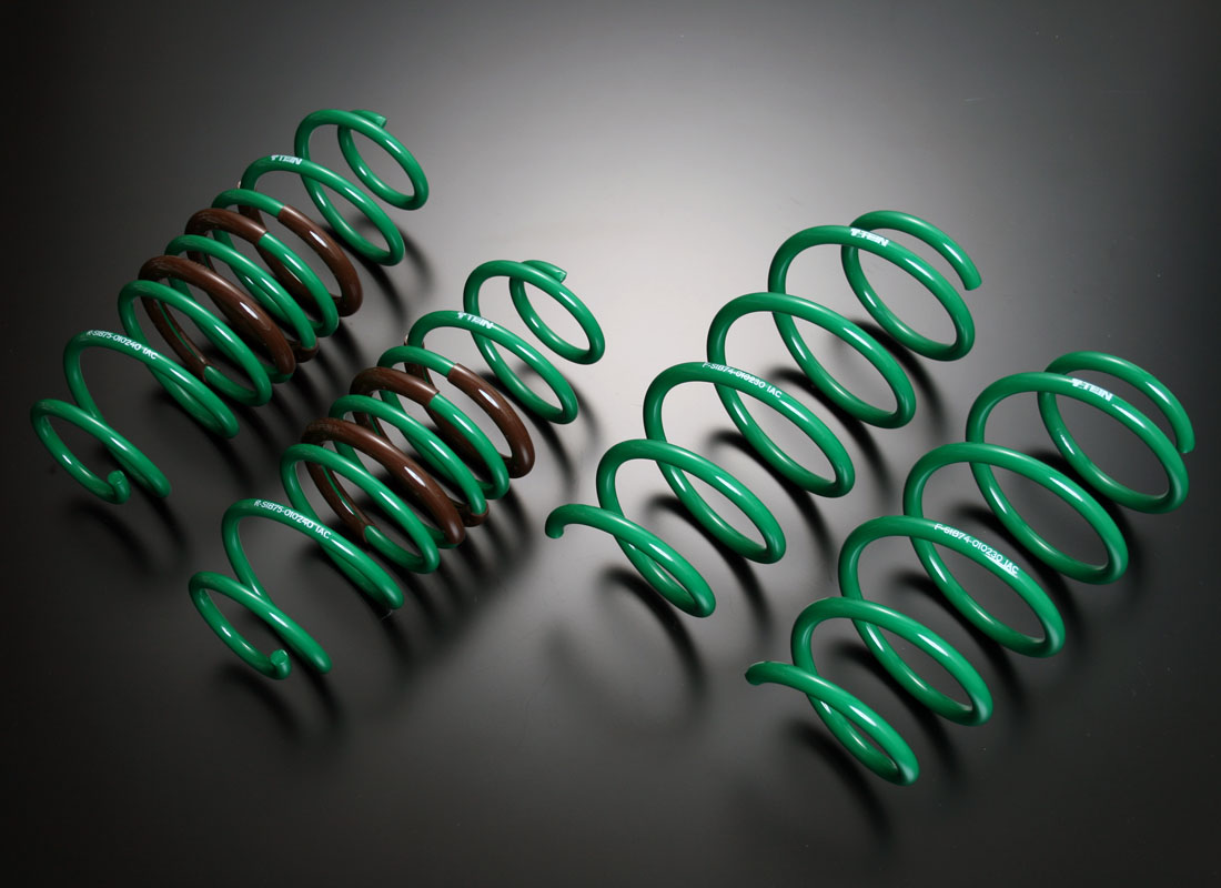 Tein S Tech Lowering Springs For 2014 Honda Accord