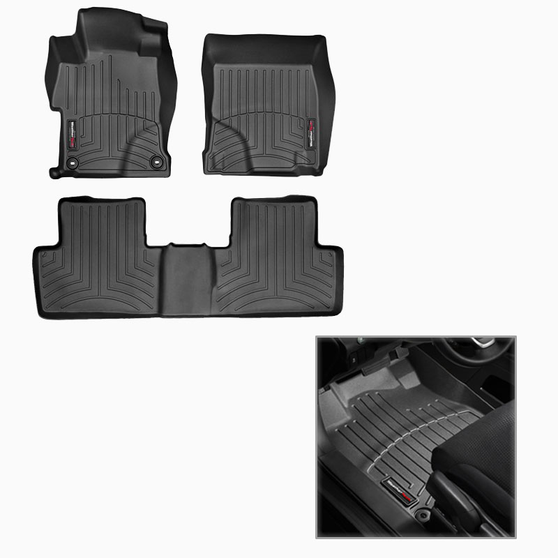 2016 Kia Soul Weathertech Floor Mats Carpet Vidalondon