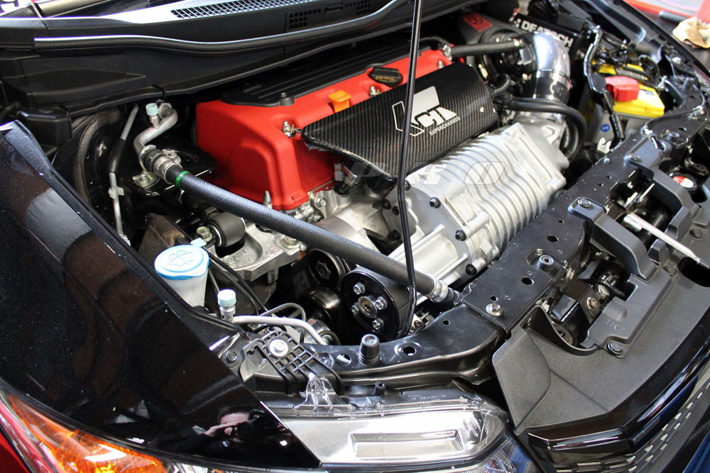 Ct Engineering Supercharger Kit For 2015 Honda Civic