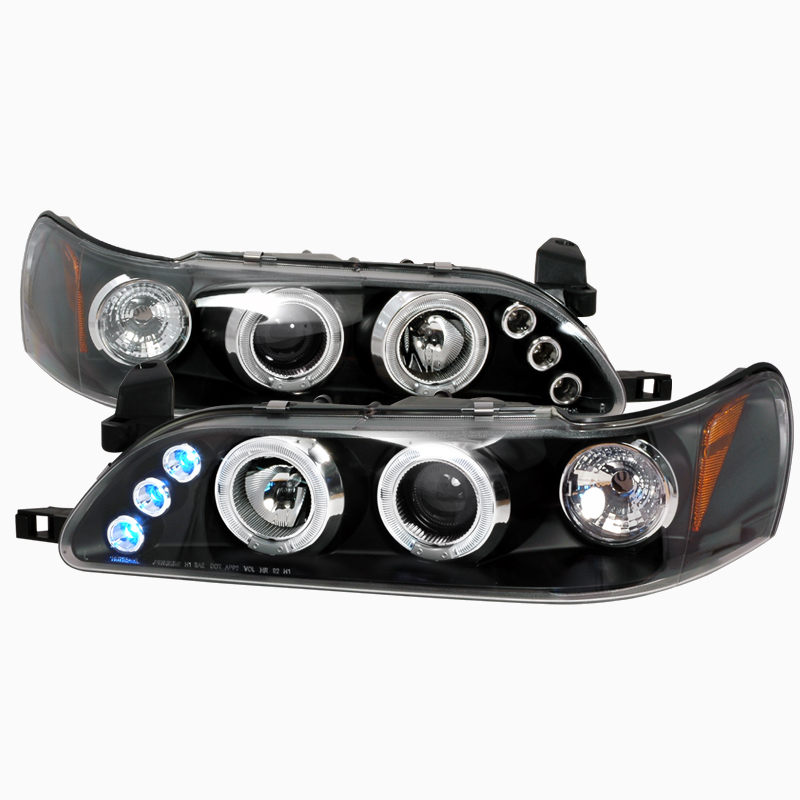Headlights For 1994 Toyota Corolla Larger Image