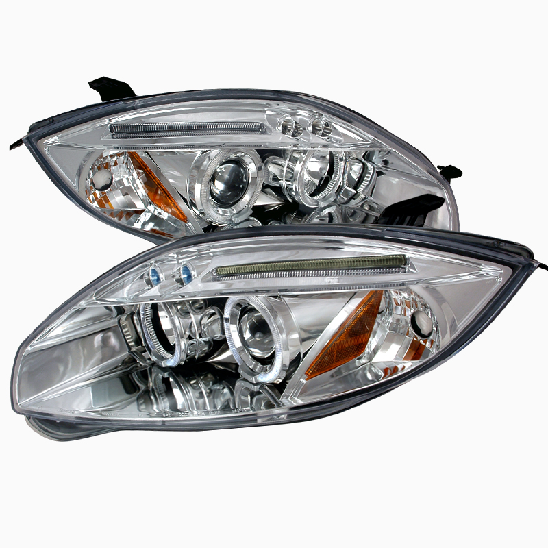 Pro Design Clear Headlights For 2007 Mitsubishi Eclipse