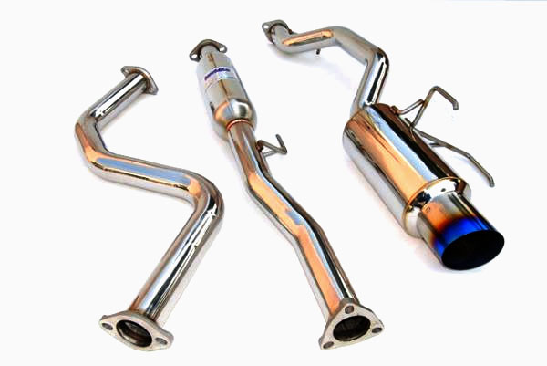 Invidia N1 Exhaust System For 1997 Honda Civic Larger Image: 97 Civic Ex Exhaust At Woreks.co