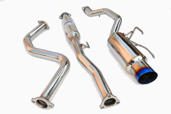 94 honda civic exhaust system