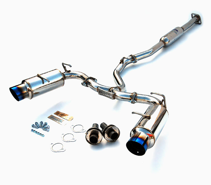 2019 Toyota 86: Invidia N1 Exhaust System For 2019 2018 2017 Toyota 86