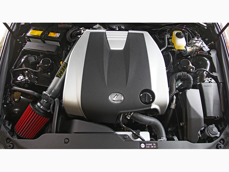 Aem Cold Air Intake For 2016 Lexus Is 350