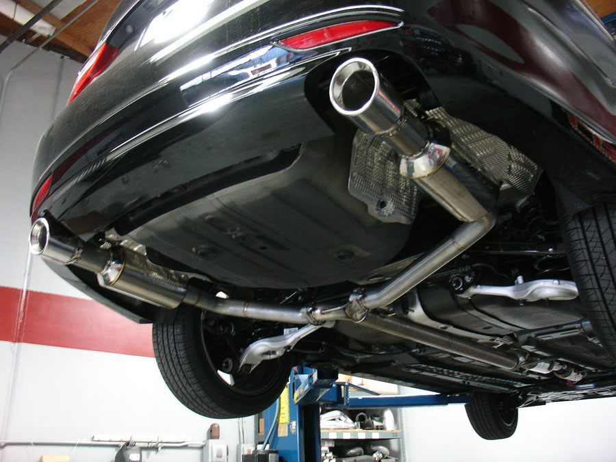 Injen Stainless Steel Exhaust System For 2013 Kia Optima