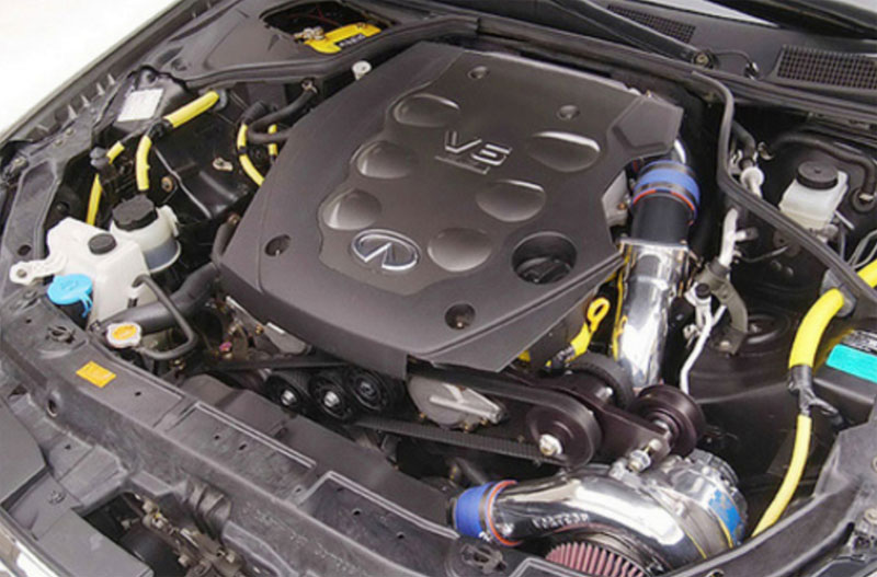 Vortech Complete Supercharger Kit for 2006 Infiniti G35