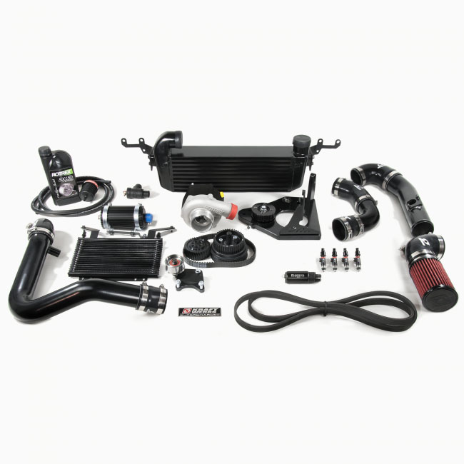 2011 Honda Accord Supercharger Kit: KraftWerks Supercharger Kit (Rotrex) For 15 14 13 12 11