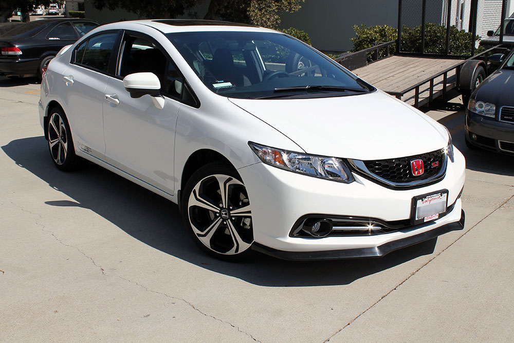 Pro Design Alpha Style Front Lip For 2015 Honda Civic