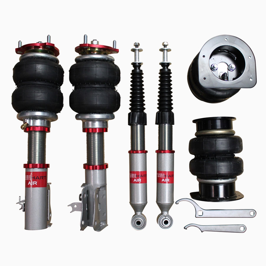 Truhart Airplus Air Suspension Kit For 2009 Honda Civic