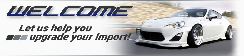 PRO Import Tuners - Import Parts Specialiists